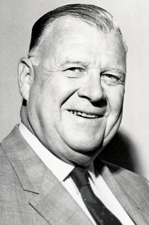 Harold Ballard takes over the Leafs in 1972 and proceeds to drive them and himself into the ground. Toronto never finishes higher than third in its division during Ballard's 18 years of running the franchise, when the Maple Leafs are sardonically referred to be many as the Maple Laughs. Caught trying to alter the team's books, Ballard is later charged with 49 counts of fraud, theft and tax evasion and convicted of 46 of them.