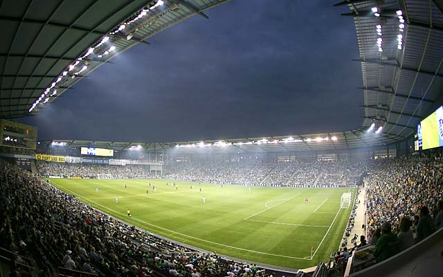 Livestrong Park and Kansas City will host the MLS All-Star Game for the first time.