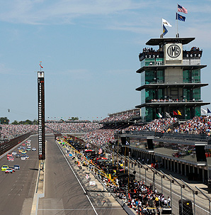 Indianapolis Motor Speedway, over a century old, will update their facilities in a two-and-a-half year project.