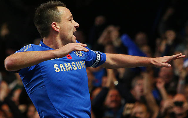 John Terry is nearing a return to Chelsea, which is in fourth place in the Premier League.
