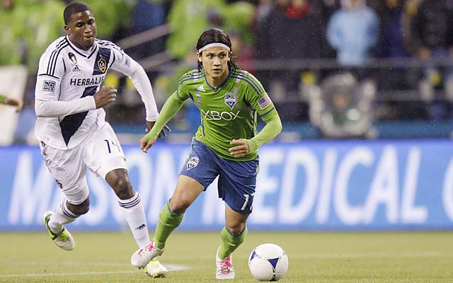 Fredy Montero, a Designated Player, is Seattle's all-time leading scorer.