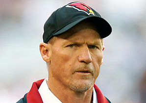 Ken Whisenhunt was fired after six seasons with the Arizona Cardinals.