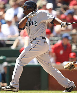 Milton Bradley last played in the majors for the Mariners in 2011.