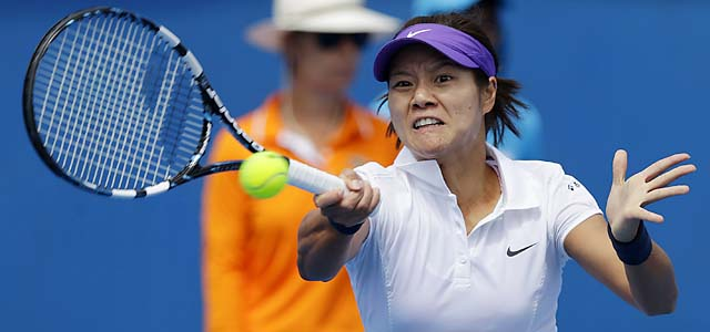 No. 6 Li Na will face Olga Govortsova in the second round.