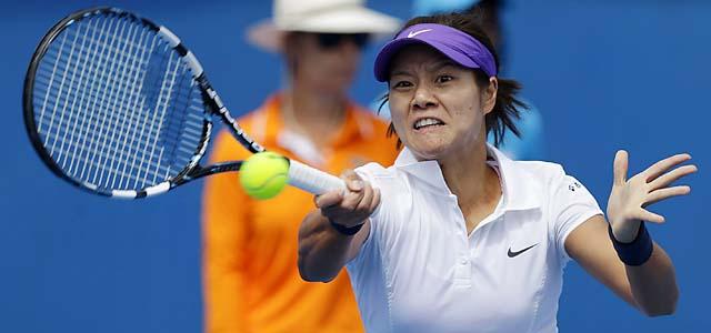 No. 6 Li Na will face Olga Govortsova in the second round.
