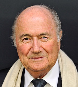 Sepp Blatter: Concerns about summer heat.