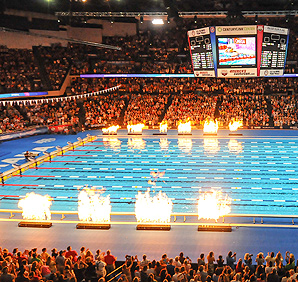 Wonderful Six Cities Bidding To Host U.S. Swimming Olympic Trials In 2016