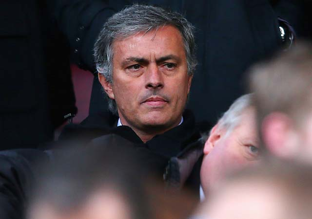 Jose Mourinho and Real Madrid are in third place in the La Liga standings.