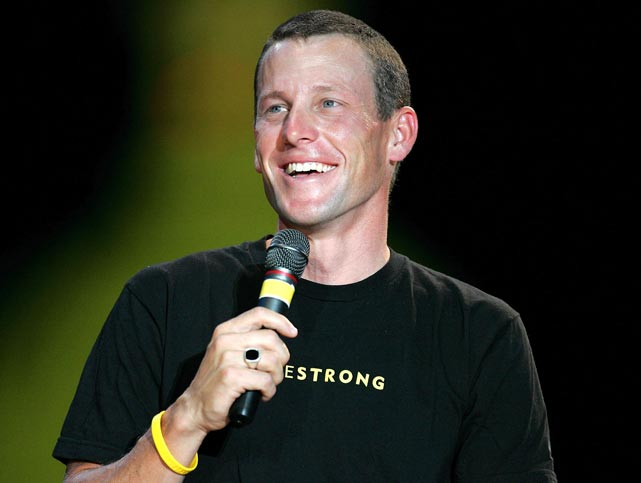 In 1997 Armstrong founded the Livestrong Foundation for cancer awareness. The foundation raised over $325 million through the sales of the yellow Livestrong bracelets.