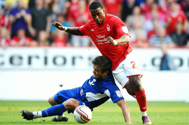Robbie Findley had been with Nottingham Forest since January 2011.