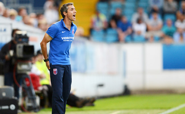 Paulo Sousa had been the coach of Hungary's Videoton until Jan. 7.