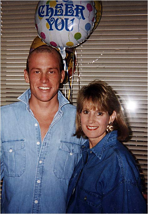 Many thanks go to Lance Armstrong's mother, Linda Armstrong Kelly, for providing these photos from Lance Armstrong's youth.
