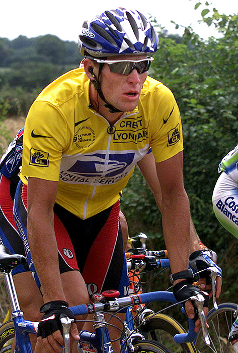 In August of 2005, just after Armstrong announced his retirement from professional cycling, the French newspaper L'Equipe reported that Armstrong's frozen urine samples from the 1999 Tour de France were found positive for EPO.