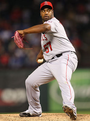 Jerome Williams is likely to start the season as a reliever with the Angels.