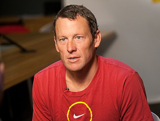 Armstrong retires for a second time from cycling, this time for good.
