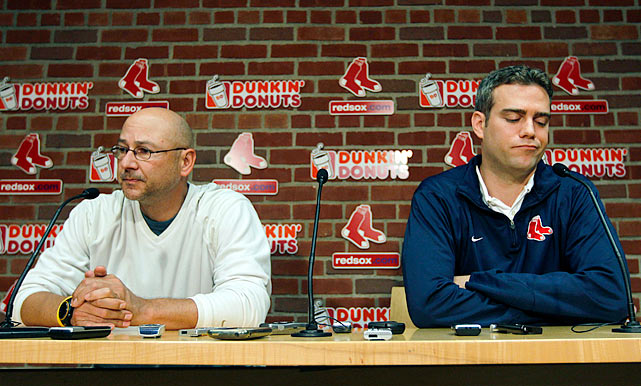 In an excerpt from Terry Francona's and Dan Shaughnessy's new book, Francona gives readers an inside look at the turmoil that was building in 2010 between him, Theo Epstein and the team's three principal owners. Included in the excerpt is a memorable passage where the owners ask Francona about how he can help boost the team's T.V. ratings. (Check out SI's web version of the magazine.)