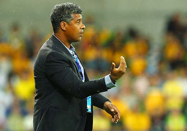 Frank Rijkaard has managed the Netherlands and Barcelona, among other teams.