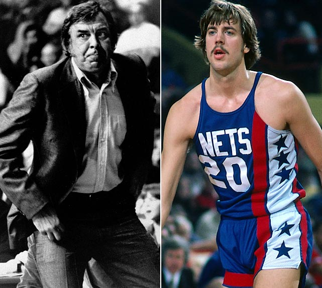 Nov. 9, 1976: Jazz 110, Nets 99 Jan van Breda Kolff: 2 FG, 2-2 FT, 6 Pts <bold>Hofstra head coach Butch van Breda Kolff vs.</bold> <bold>Cornell head coach Jan van Breda Kolff</bold> Jan. 12, 1993: Cornell 70, Hofstra 56 <bold>Butch 1, Jan 1</bold>