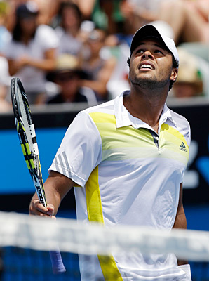 Jo-Wilfried Tsonga was the runner-up at the 2008 Australian Open.