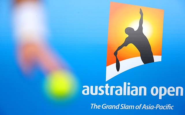 The second round of the Australian Open concludes on Thursday in Melbourne.