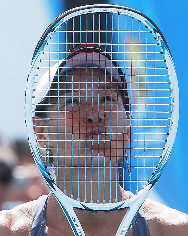 Kimiko Date-Krumm, 42, became the second oldest woman to reach a Grand Slam third round with her 6-2, 7-5 win over Shahar Peer. Krumm gets Bojana Jovanovski next.