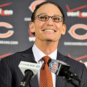 Marc Trestman has been praised for his work with Steve Young, Rich Gannon and other QBs.