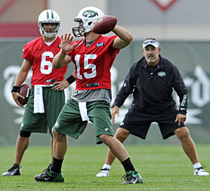 After four years of coaching the Jets quarterbacks, including Mark Sanchez and Tim Tebow, Matt Cavanaugh has moved on to coach Jay Cutler with the Bears.