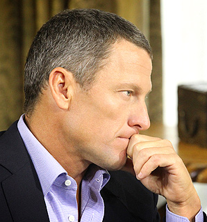 During his interview with Oprah Winfrey, Lance Armstrong refused to implicate anyone else.