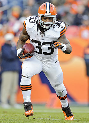 No matter the coaching change in Cleveland, Trent Richardson is likely to remain the focus of the Browns' offensive attack.