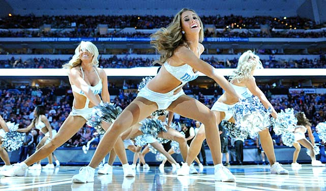 Jan. 18, 2013 Oklahoma City Thunder at Dallas Mavericks