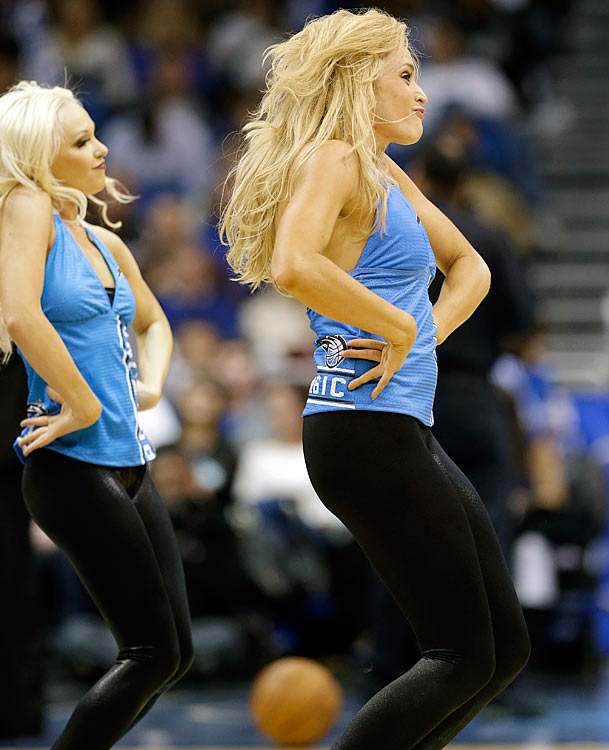 Jan. 18, 2013 Charlotte Bobcats at Orlando Magic