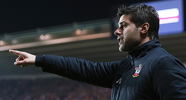 Mauricio Pochettino takes over a squad that is four points out of the relegation zone in 15th place.
