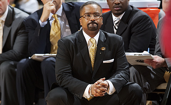 Now at Missouri, Frank Haith was the head basketball coach at Miami from 2004 to 2011.