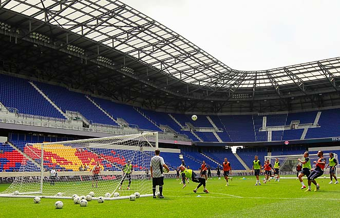 Red Bull Arena will be one of 13 sites to host Gold Cup matches in the U.S.