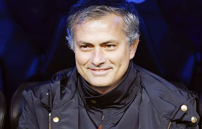 Jose Mourinho and Real Madrid are 15 points back of Barcelona and seven behind Atletico Madrid.