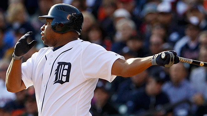 Delmon Young must keep his weight at no more than 235 pounds this season in order to make an extra $600,000.