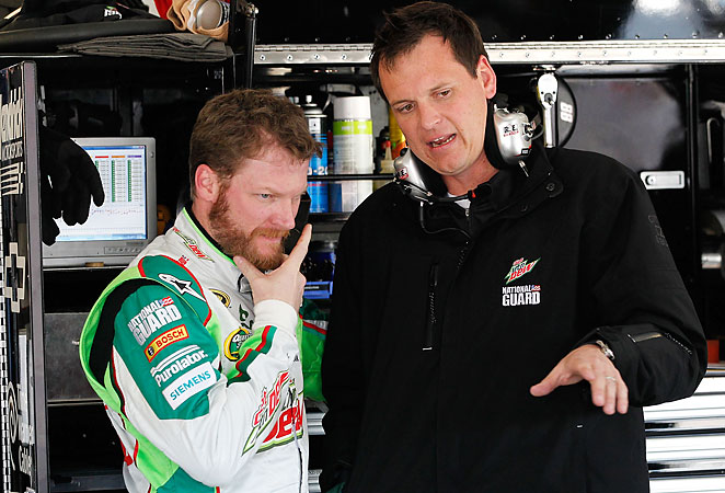 Dale Earnhardt Jr. hopes his third season with crew chief Steve Letarte produces a Sprint Cup trophy.