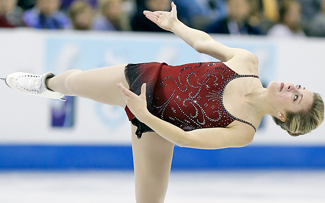 Ashley Wagner has shown she's got the psyche and the skills to be a figure skating champion.