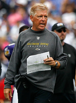 Cam Cameron was fired as the Ravens' offensive coordinator in early December after a loss to the Redskins.
