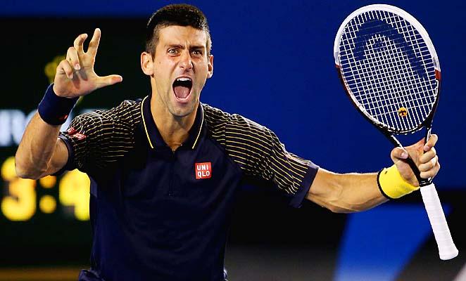 No. 1 Novak Djokovic captured his sixth career Grand Slam title and fourth Australian Open.