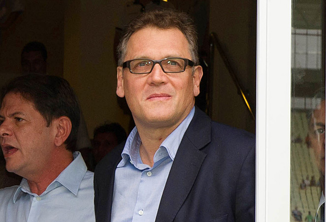 FIFA Secretary General Jerome Valcke expressed sympathies to Brazil victims on his Twitter account.