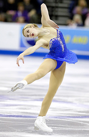 Gracie Gold will be an important factor in determining if the U.S. women get to send two or three skaters to the Sochi Olympics.