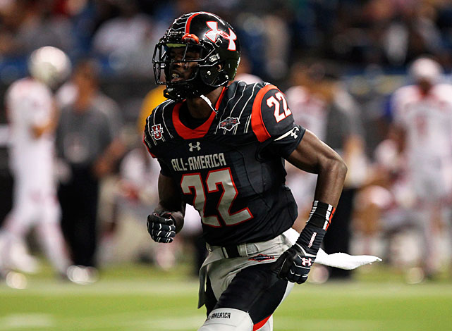 A star at powerhouse Armwood High in Seffner, Fla., McQuay could contribute to the Trojans' secondary immediately. He finished his senior season with 54 tackles, five interceptions, one forced fumble and one blocked field goal.