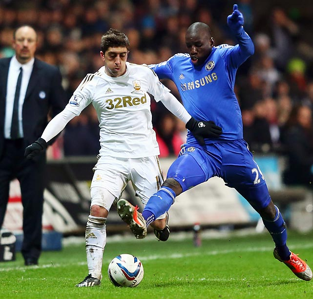 It turns out that a �7m-ratedstriker may in fact be better than a �50m-rated one. Since Demba Ba joined Chelsea from Newcastle, the striker has been one of the few highlights for the Blues' supporters this season, scoring three goals in four appearances and pushing Fernando Torres to the bench.