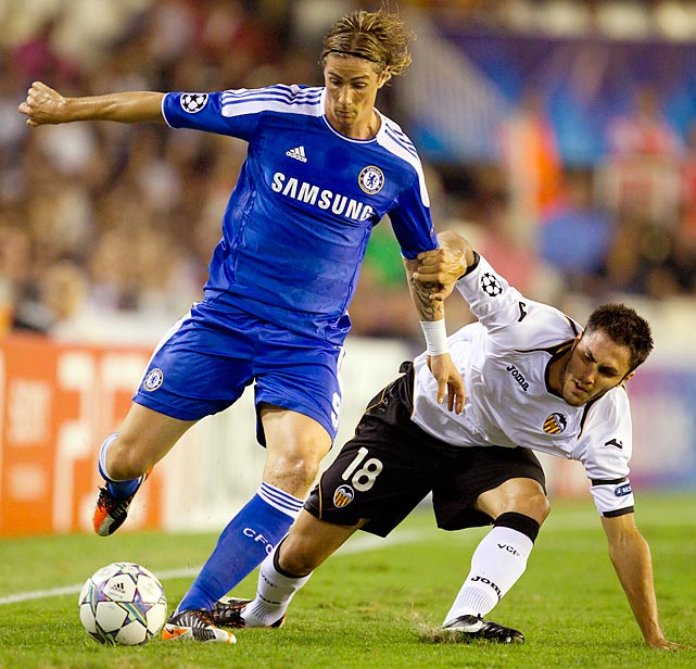 Torres had been struggling during the first half of the 2010-11 season, but Chelsea owner Roman Abramovich must have thought that that was an aberration. Unfortunately for Abramovich, he was wrong. Torres went on to score one goal for Chelsa that year and just six Premier League goals during the 2011-12 season. Torres' form has improved this season, but there is no doubt that Abramovich overpaid for the Spaniard.