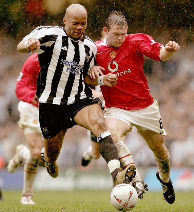 Jean-Alain Boumsong had only played for Rangers for six months before Newcastle swooped in and bought him for an �8 million fee. Big mistake. Boumsong signed a 5 1?2-year deal, but after a number of defensive errors the Frenchman was sold to Juventus in 2006 for about �3 million.