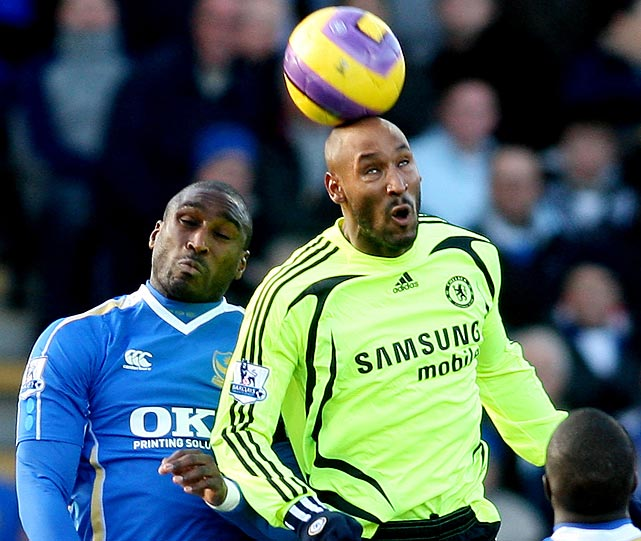 When Nicolas Anelka signed with Chelsea in 2008, it was the eighth team he had played for since making his debut for PSG in 1996. His stint at Chelsea would go on to be the longest of his career, as he scored 59 goals for them in all competitions before signing with Shanghai Shenhua in January 2012.