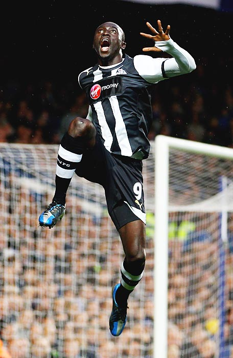 For five months, Papiss Cisse looked to have been one of the best January signings in Premier League history, as the Senegalese forward scored 13 goals in 14 games and helped Newcastle finish fifth in just theirsecond year back in the top flight. Since then, though, Cisse's production has been lacking. He has scored four goals in 21 games and Newcastle is suddenly hovering above the relegation zone.