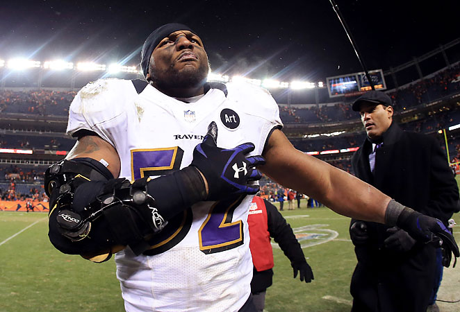 Ray Lewis' checkered past off the field has left many conflicted about his role as a sports hero.