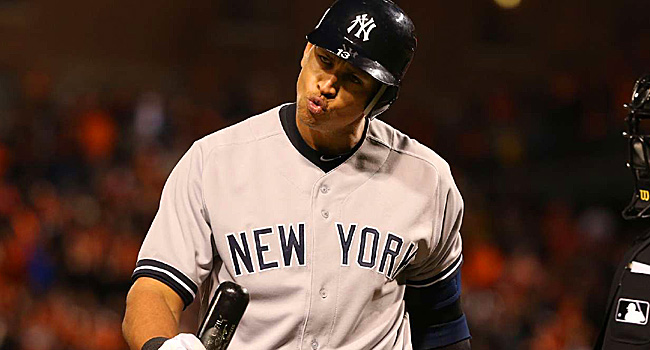 Alex Rodriguez hasn't played a full season since he was voted his third AL MVP award in 2007.